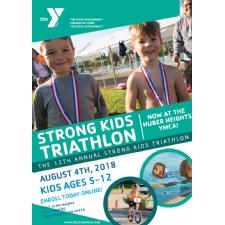 Strong Kids Triathlon