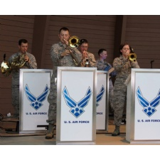 Hearts, Heroes and Heritage Concert - Air Force Band of Flight