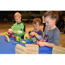 Family Day - Armed Forces Day and International Museum Day