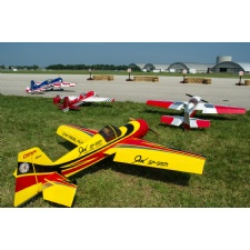 Giant Scale Radio-Controlled Model Aircraft Show