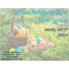 Easter Egg Hunt, Puppet Show, & Luncheon