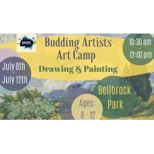 Budding Artists Art Camp - Drawing & Painting