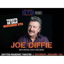 Joe Diffie with Sam Grow