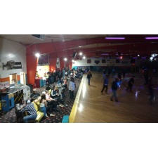 Adult Roller Skating Party