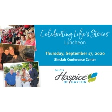 Celebrating Life's Stories Luncheon