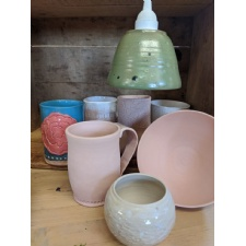 Advanced Ceramics Camp