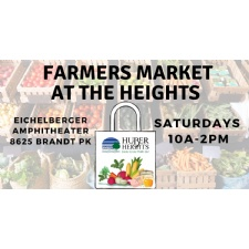 Farmers Market at The Heights
