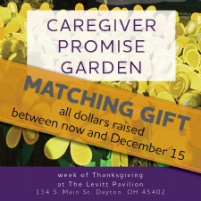 Alzheimer's Association - Caregiver Promise Garden