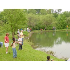 Pyramid Hill Presents the Wilks Insurance Fishing Derby