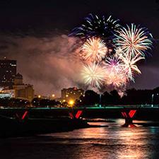 City of Dayton cancels 2020 Fireworks, Lights in Flight Festival