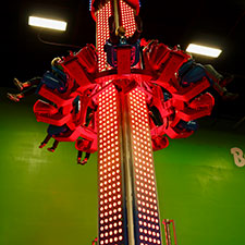 Ride The Drop Tower at Scene75