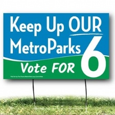 Vote for Issue 6 to Support Five Rivers Metroparks