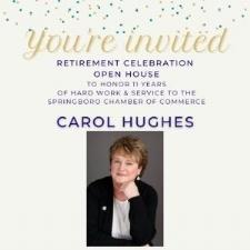 Carol Hughes Retiring From Springboro COC