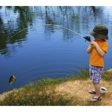 Youth Fishing Derby in Kettering