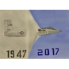 Student artwork to be exhibited at National Museum USAF