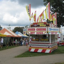 Ohio county fairs limited to junior fair events only