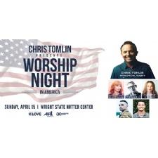 Chris Tomlin presents Worship Night in America