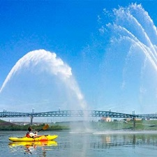 Dayton named Best Paddling Town by Canoe & Kayak