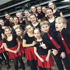 Dwyer School of Irish Dance St. Patricks Day 2018 Performance Schedule