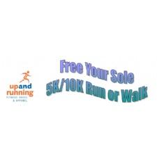Free Your Sole 5K / 10K Run or Walk