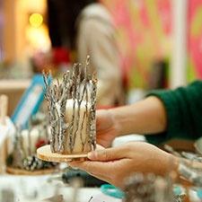 Holiday Arts & Craft Show at the Kettering Rec