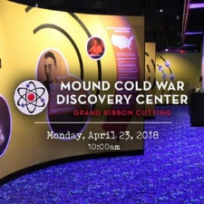 Mound Cold War Discovery Center Ribbon Cutting