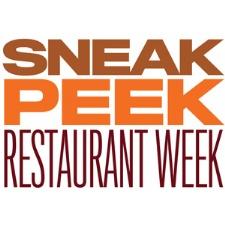 Sneak Peek to Summer Restaurant Week!
