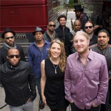 Tedeschi Trucks Band Wheels of Soul Tour