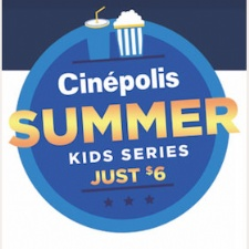 Cinépolis Summer Kids Movie Series