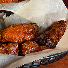 Wing Week at Archer's Tavern