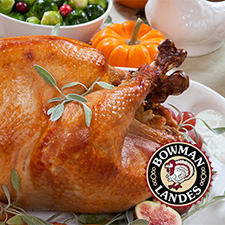 Win a Thanksgiving Turkey!