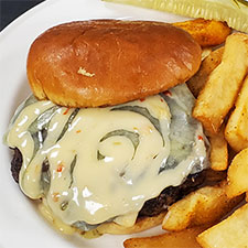 Burger Week at Bullwinkle's