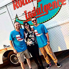 'Great Food Truck Race' Competitor 'Rolling Indulgence' to debut at BaconFest