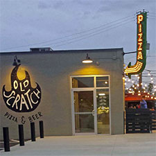 Old Scratch Pizza, It's What's New in Downtown Dayton