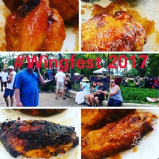 Wingfest Names Best Chicken Wings in Dayton 2017