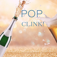 Pop, Fizz, Clink! virtual tasting event at the Dayton Art Institute