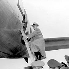 Orville Wright's Final Flight