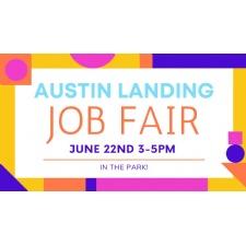 Austin Landing Job Fair