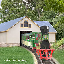 Carillon Park Announces $9 Million Rail Road Project