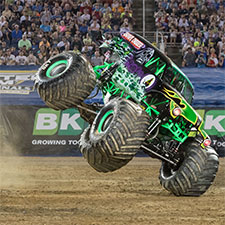 Monster Jam® Returns to Dayton for an Action-Packed Weekend this Fall
