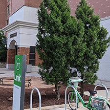 Link Dayton bike-share adds new locations on UD campus
