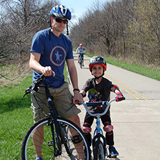 How to celebrate Virtual Bike Month in Dayton