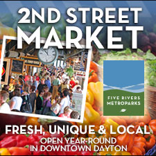 2nd Street Market Outdoor Farmers Market Opens & Sunday Hours Return
