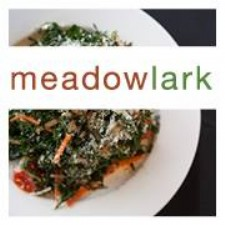 Meadowlark Restaurant Week Menu