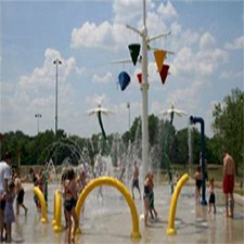 Centerville Activity Center Park Sprayground