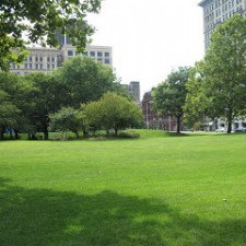 Dave Hall Plaza