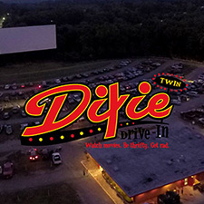 Dixie Drive-In Movie Theater