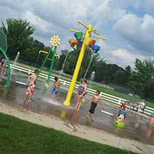 J.F. Kennedy Park & Splash Pad