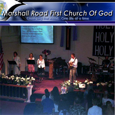 Marshall Road Church of God