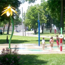 McIntosh Park Splash Park